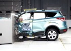 Compact SUV's Rated Poorly in New Crash Test