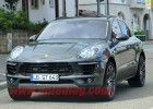 Porsche Macan Shows Its Face