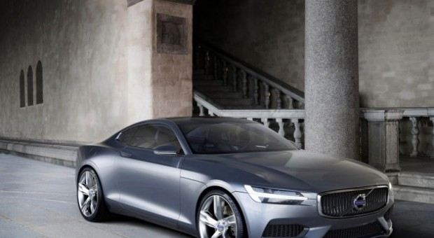 Volvo Debut's Concept Coupe, Previews New Design Direction