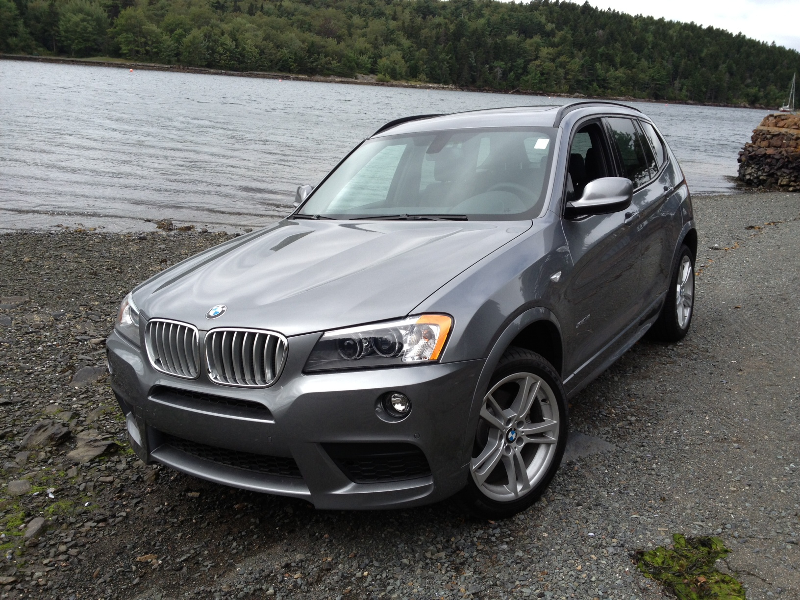 test drive 2014 bmw x3 xdrive35i m sport. Black Bedroom Furniture Sets. Home Design Ideas