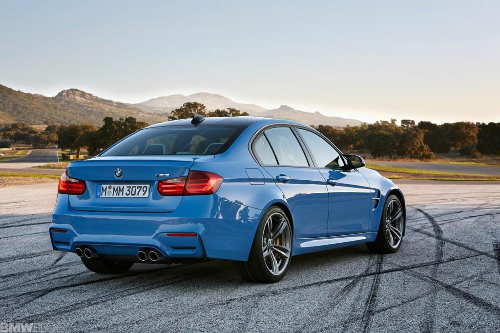 2014-BMW-M3-leaked-rear-quarter