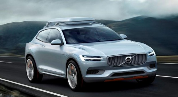 Volvo Concept XC Coupe Shows Its Face