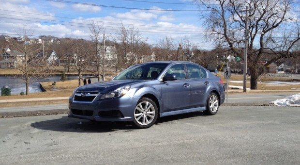 Test Drive: 2014 Subaru Legacy 2.5i Limited