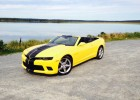 Test Drive: 2014 Chevrolet Camaro SS Convertible