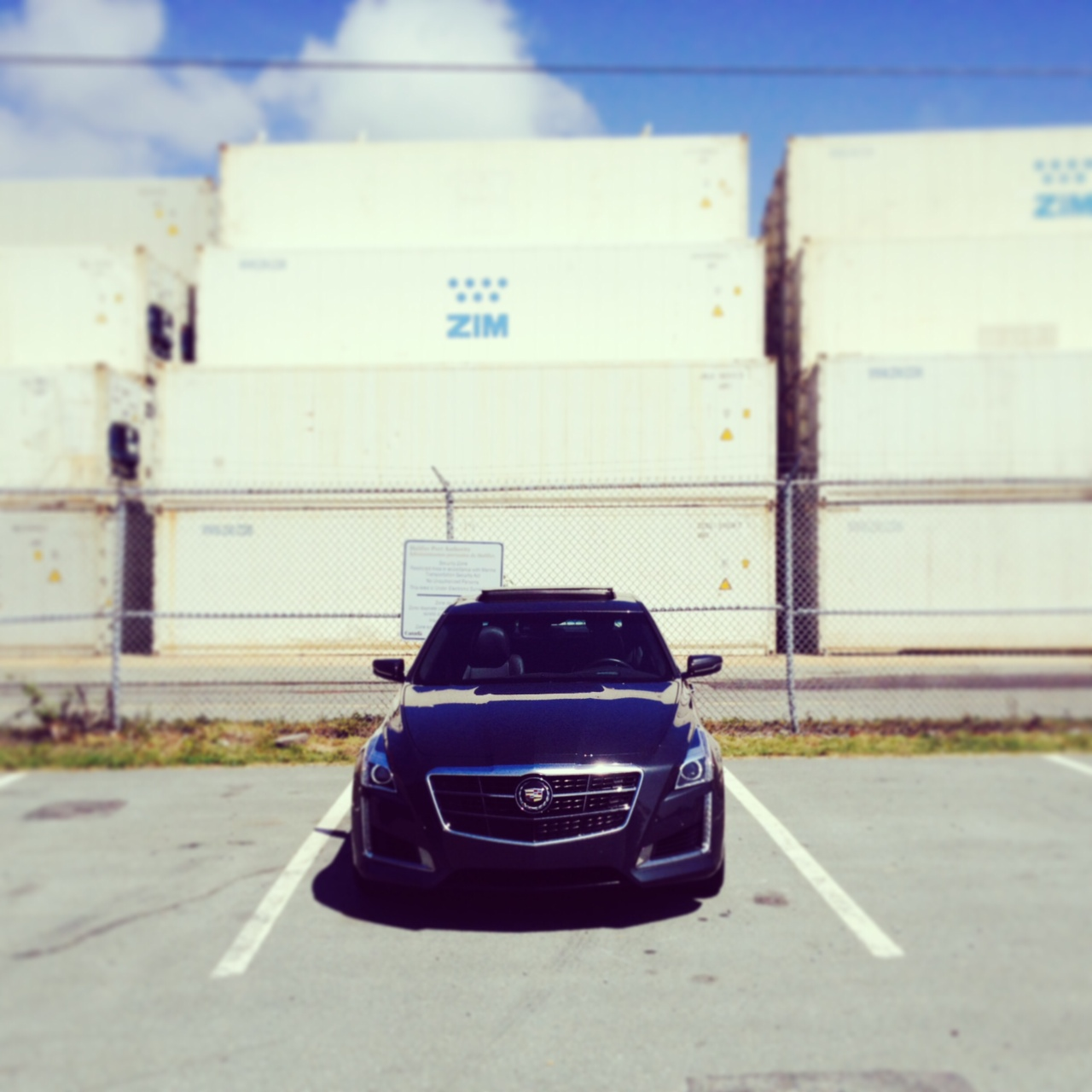 2014 Cadillac Cts V Sport Test Drive