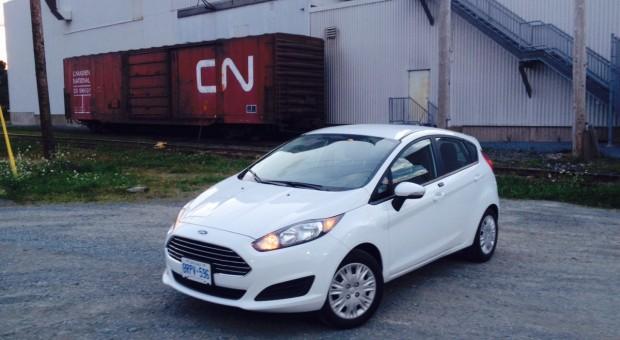 Test Drive: 2014 Ford Fiesta EcoBoost SFE