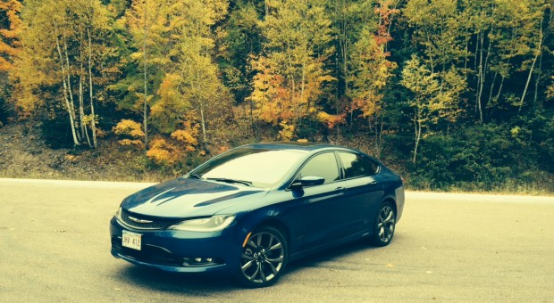 Test Drive: 2015 Chrysler 200 S