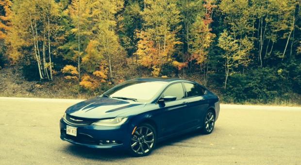 Test Drive: 2015 Chrysler 200 S