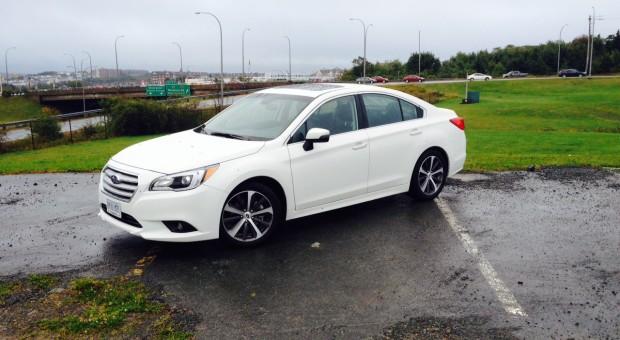 Test Drive: 2015 Subaru Legacy 3.6R Limited