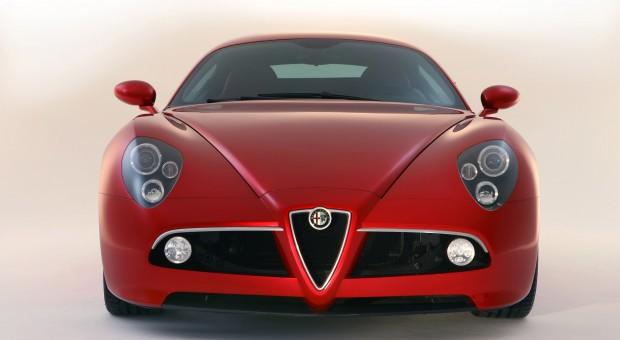 Alfa Romeo Readying North American Bound Sedan