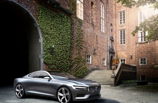 Volvo Says Concept Coupe Not Currently On Production Radar