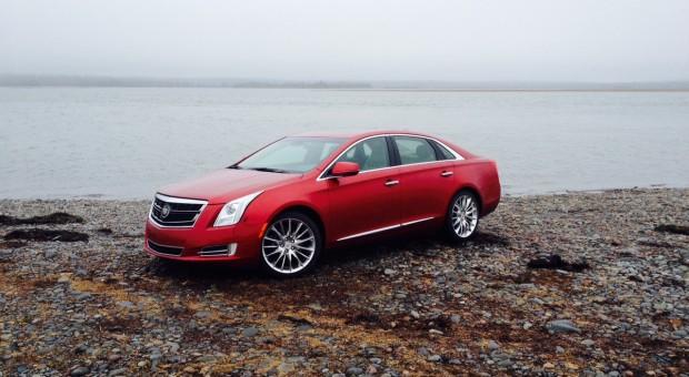 Test Drive: 2015 Cadillac XTS Vsport Platinum