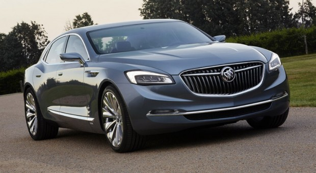 Buick Avenir Concept Hits All The Right Spots