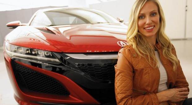 Meet The Woman Behind The Design of The New Acura NSX
