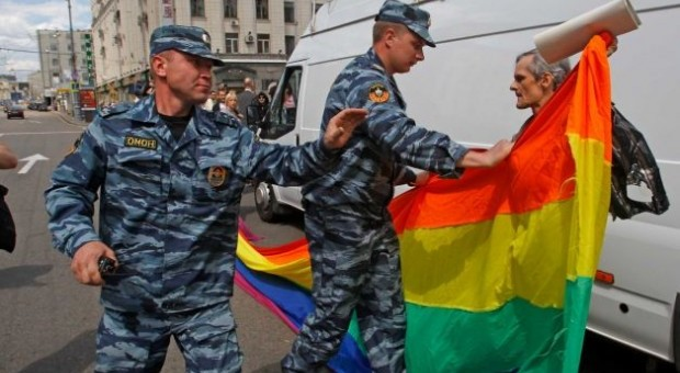 "Russia Bans Homosexuals, Transgender Citizens & Other ""Deviants"" From Driving"
