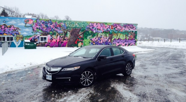 Test Drive: 2015 Acura TLX V6 SH-AWD Elite