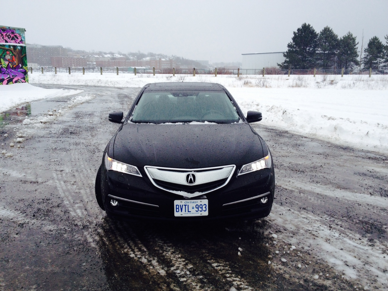2015 Acura Tlx Driving By Itself Lkas Test Drive Review   2016 Car Release Date