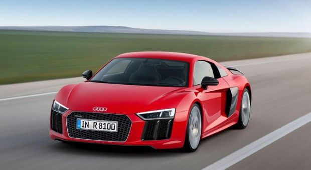 New Audi R8 Leaked