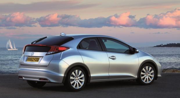 Honda Civic Hatchback Returning To Canada