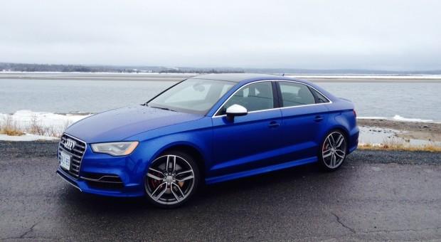 Test Drive: 2015 Audi S3 Technik