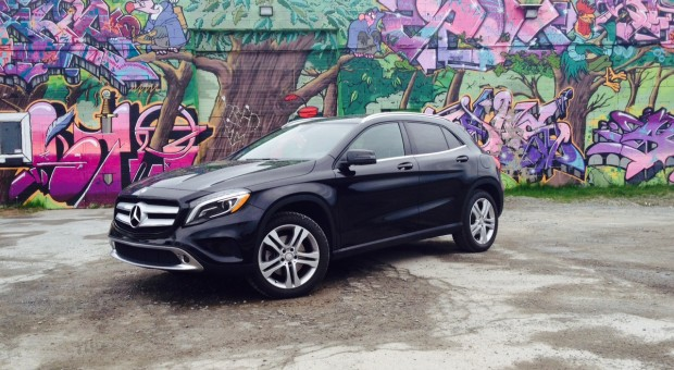 Test Drive: 2015 Mercedes-Benz GLA 250 4Matic