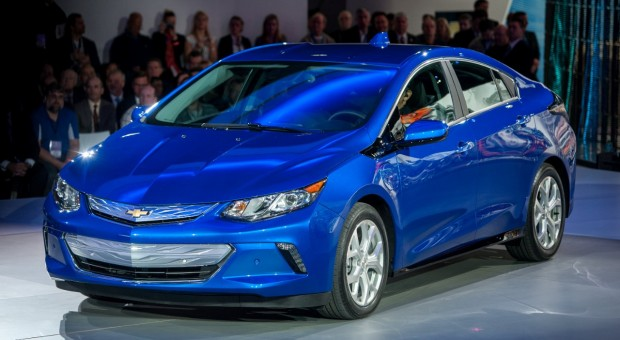 2016 Chevrolet Volt Caters To Canadians