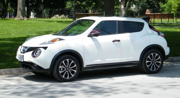 Test Drive: 2015 Nissan JUKE SL