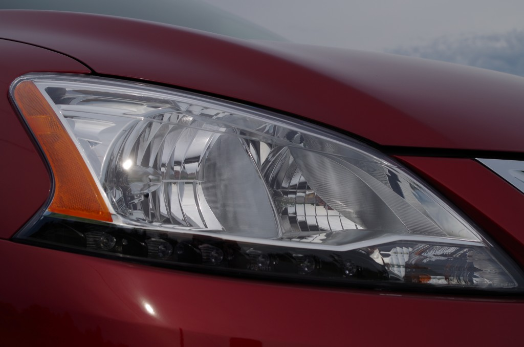 sentra headlight
