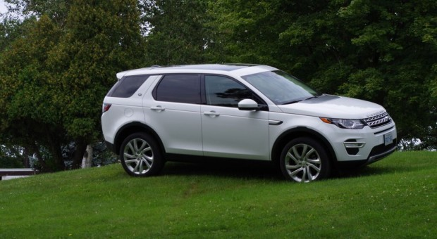 Test Drive: 2015 Land Rover Discovery Sport HSE Luxury