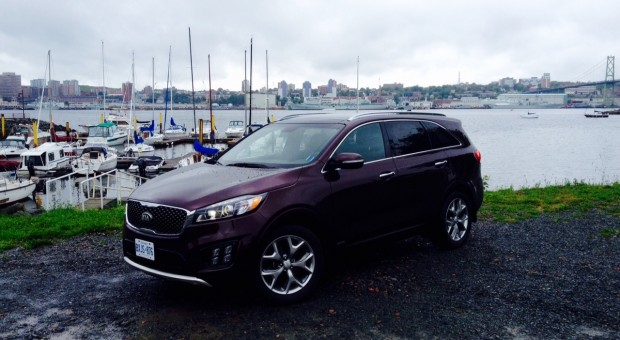 Test Drive: 2016 Kia Sorento SX Turbo
