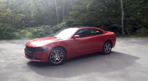 Test Drive: 2015 Dodge Charger SXT Rallye AWD