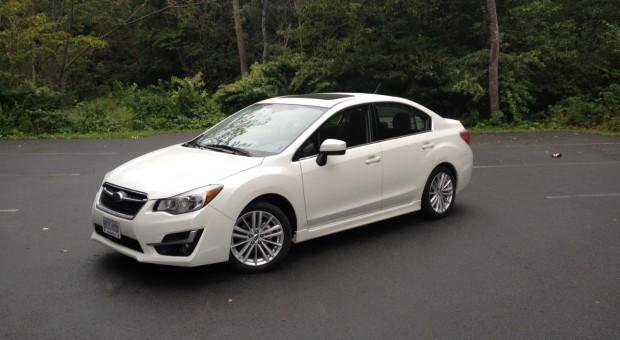 Test Drive: 2015 Subaru Impreza 2.0i