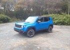 Test Drive: 2015 Jeep Renegade Trailhawk