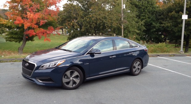 Test Drive: 2016 Hyundai Sonata Hybrid Limited