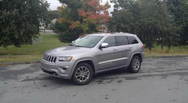 Test Drive: 2015 Jeep Grand Cherokee Overland EcoDiesel 4X4