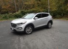 Test Drive: 2016 Hyundai Tucson 2.0L Luxury AWD