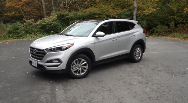 Test Drive: 2016 Hyundai Tucson 2.0L Luxury AWD