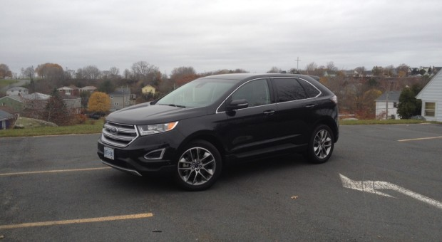 Test Drive: 2015 Ford Edge 2.0 Ecoboost Titanium