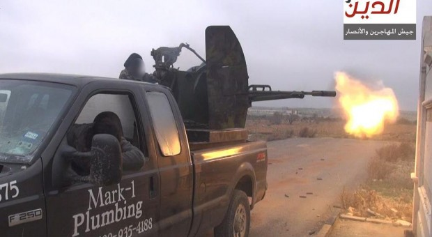 American Plumber Sues Car Dealership After His Truck Ends Up In Syria