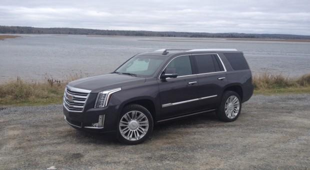 Test Drive: 2016 Cadillac Escalade Platinum