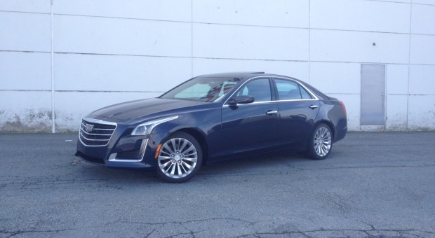 Test Drive: 2016 Cadillac CTS 3.6 Premium AWD
