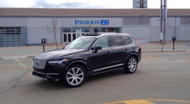 Test Drive: 2016 Volvo XC90 T6 Inscription