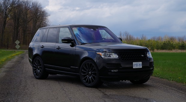 Test Drive: 2016 Land Rover Range Rover TD6