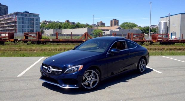 Quick Drive: 2017 Mercedes-Benz C300 Coupe 4Matic