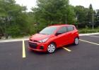 Test Drive: 2016 Chevrolet Spark