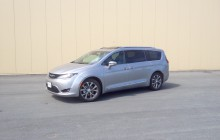 Test Drive: 2017 Chrysler Pacifica Limited