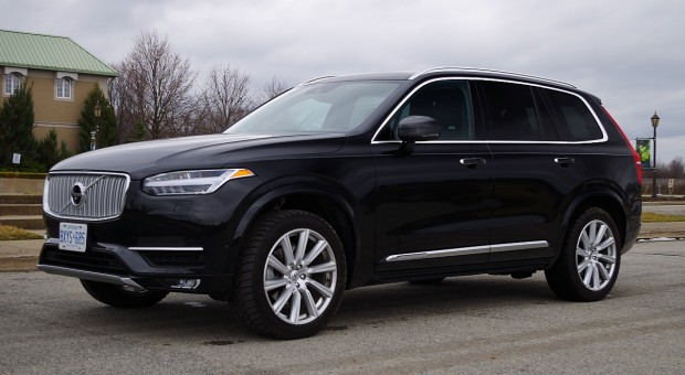 Second Drive: 2016 Volvo XC90