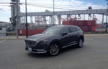 Test Drive: 2017 Mazda CX-9 Signature