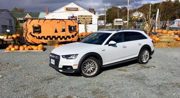 Test Drive 2017 Audi A4 Allroad Technik