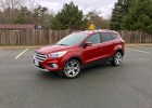 Test Drive: 2017 Ford Escape 2.0 Titanium
